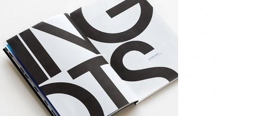 Arlo Vance - Graphic Designer and Type Designer #aiga #city #avant #lake #garde #salt #typography
