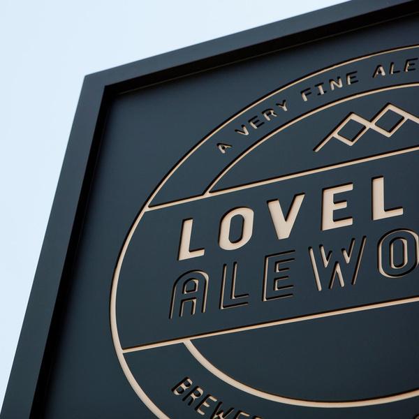 Manual — Loveland Aleworks #sign