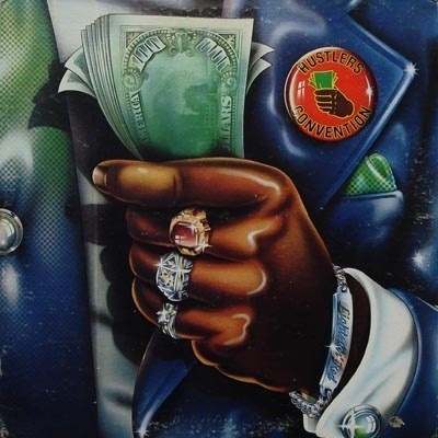hustlers_convention.jpg (400×400) #hustlers #70s #cover #airbrush #art #music #convention #bling #pimp