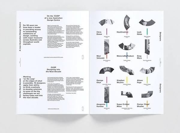 Object, Australian Design Centre #logo #print #book #typography
