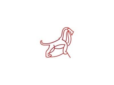 Lion #logotype #identity #branding