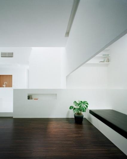 House of Diffusion by FORM/Kouichi Kimura Architects   Swipelife #interior #japanese #design #minimal