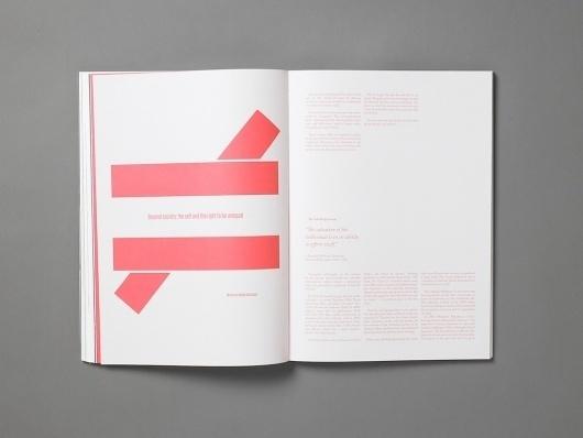Xavier Encinas | September Industry #print #design #magazine