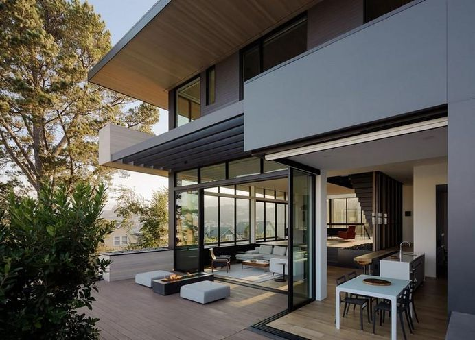 Dolores Heights Residence by John Maniscalco Architecture 14