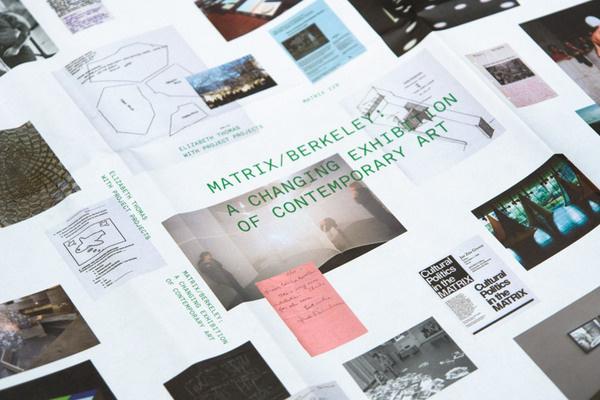 Matrix/Berkeley: A Changing Exhibition of Contemporary Art #design #book