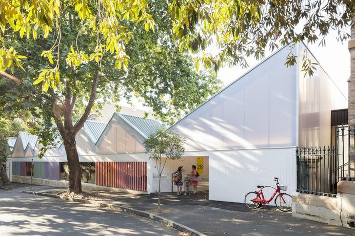 UTS Blackfriars Children's Centre / DJRD + Lacoste + Stevenson, © Brett Boardman