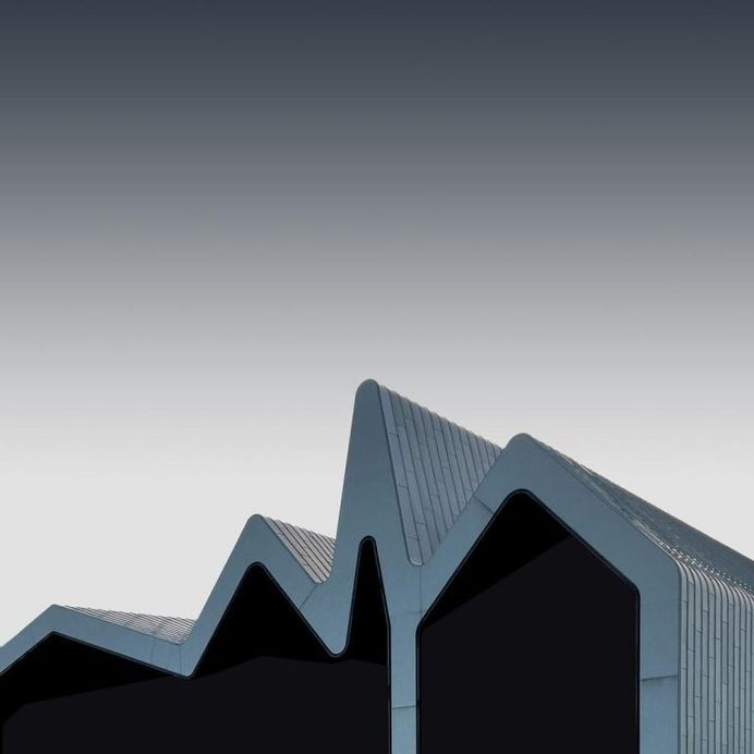 Minimalist and Abstract Architecture Photography by Pau Iglesias