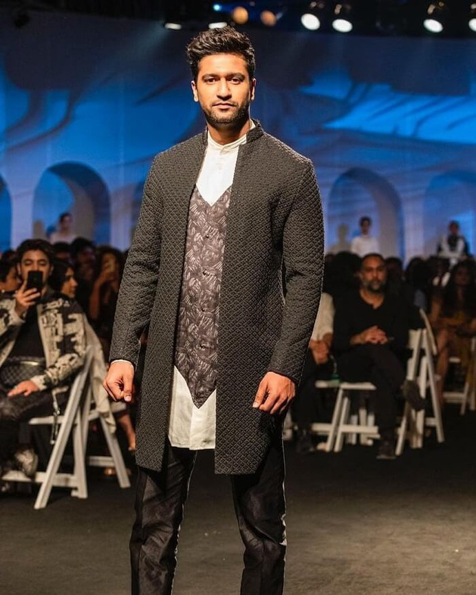 Lakme Fashion Week 2020 Vicky