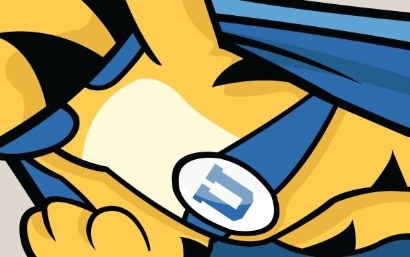 Tigres al Rescate 2011 on Behance #2011 #branding #refresh #illustrator #design #uanl #program #tigres #illustration #brand #rescate #donation #monterrey #logo #character