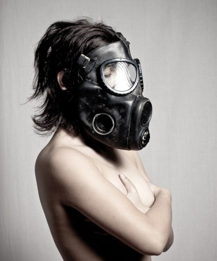 Other Self on the Behance Network #inspirational #war #cold #conceptual #photography #mask