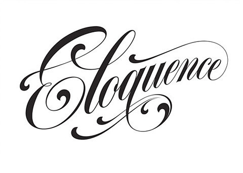 Typeverything.com - Eloquence by Keith Morris - Typeverything #typography