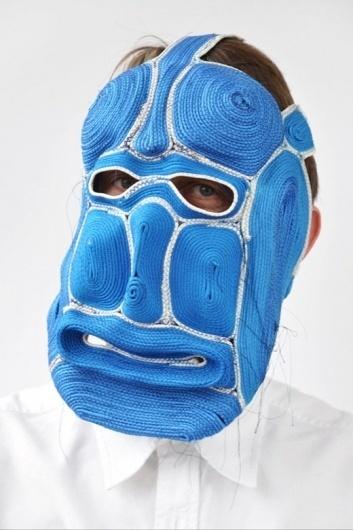 Masks by Studio Bertjan Pot #mask