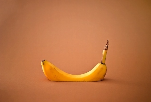 All sizes   Das gebaute Bild   Flickr - Photo Sharing! #photography #banana #minimal