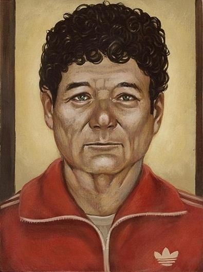 """Bill Murray Time"" prints by Casey Weldon | fictionfred.com #casey #bill #print #weldon #murray"
