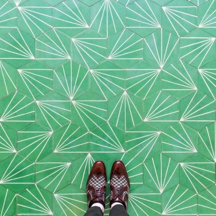Sebastian Erras Captures The Hidden Beauty of London Floors