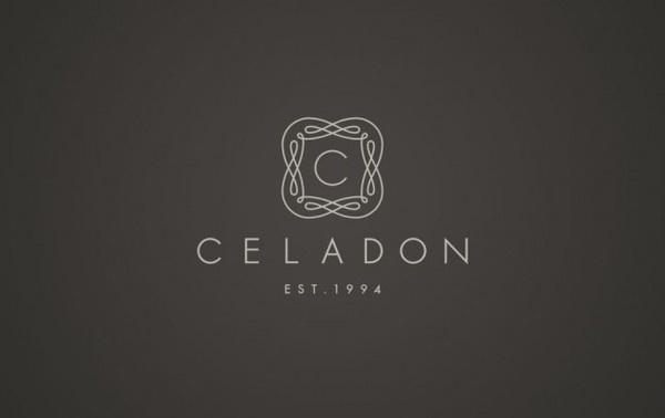 CELADON_CHARLESTON_LOGO #logo #design