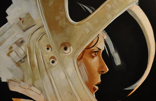 Phil Noto. Opening tonight (Thursday October 18th)...   Supersonic Electronic Art
