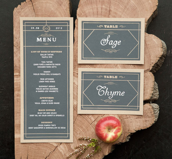 Graphic Exchange: a selection of graphic projects #card #layout #menu