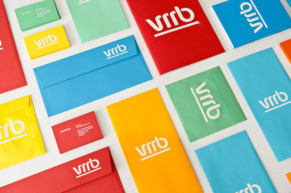 lovely stationery vrrb 1 #logo #colors #identity #stationary