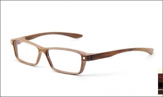 HERRLICHT-Holzbrillen #glasses #design #wood #herrlicht #industrial