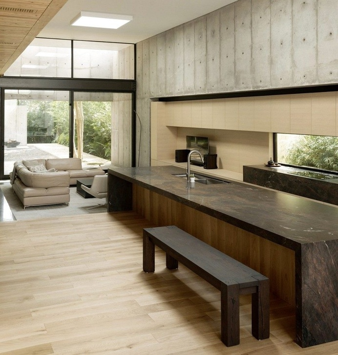 Concrete Box House - Robertson Design 7