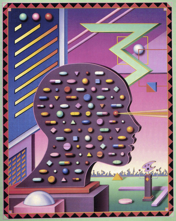 22 Reasons Why Design Was More Awesome In The '80s #illustration #poster