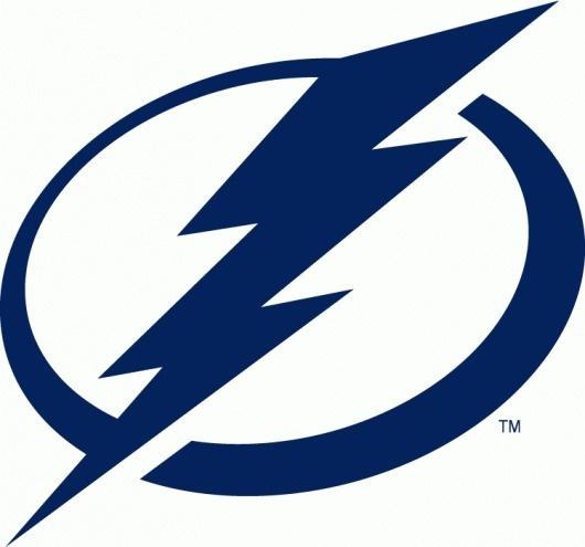 Tampa Bay Lightning Logo - Chris Creamer's Sports Logos Page - SportsLogos.Net #tampa #bay #florida #bolt #lightning #sports #logo #hockey #blue