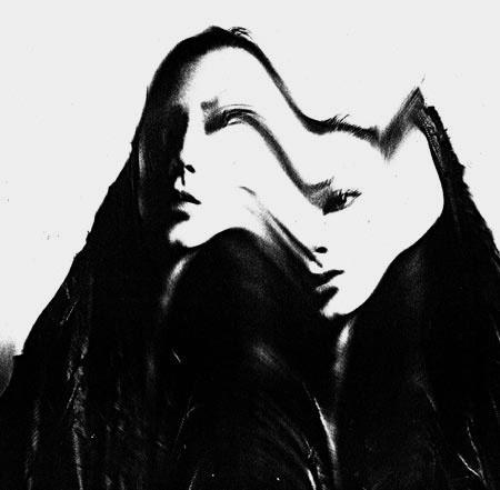 Ian Walsh Design #glitch #blackwhite