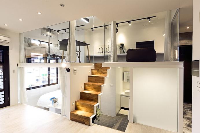 Taipei apartment by Lee's Designn - www.homeworlddesign. com (5) #interior #design #taipei #inspiration