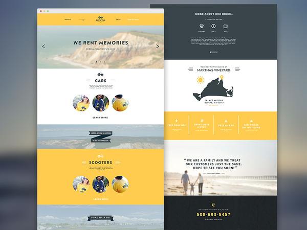 Sun'N'Fun Web #website