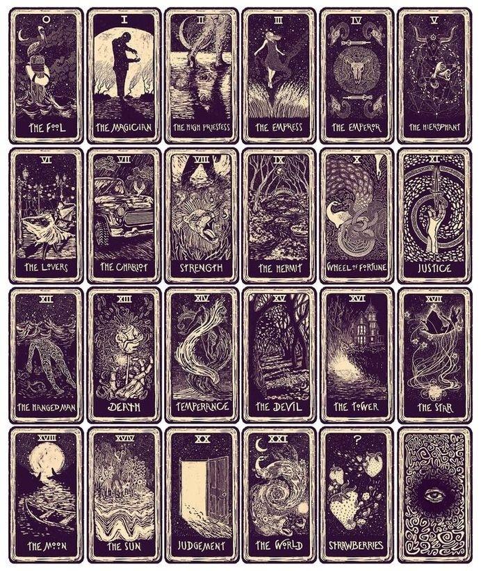 tarot cards #cards #tarot