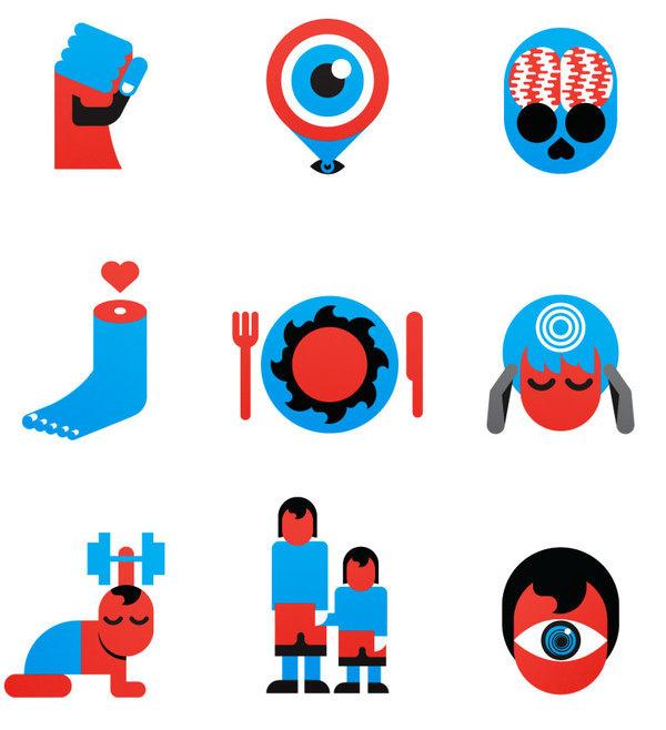 Mutantes #icons