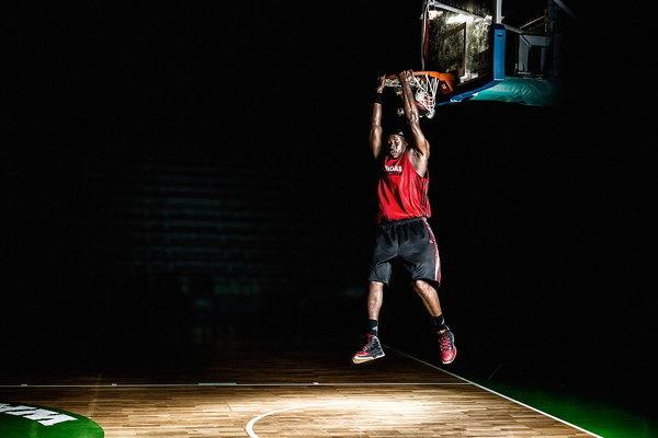 Johan Passave-Ducteil #paris #celebrity #ball #france #photography #portrait #sport #basketball