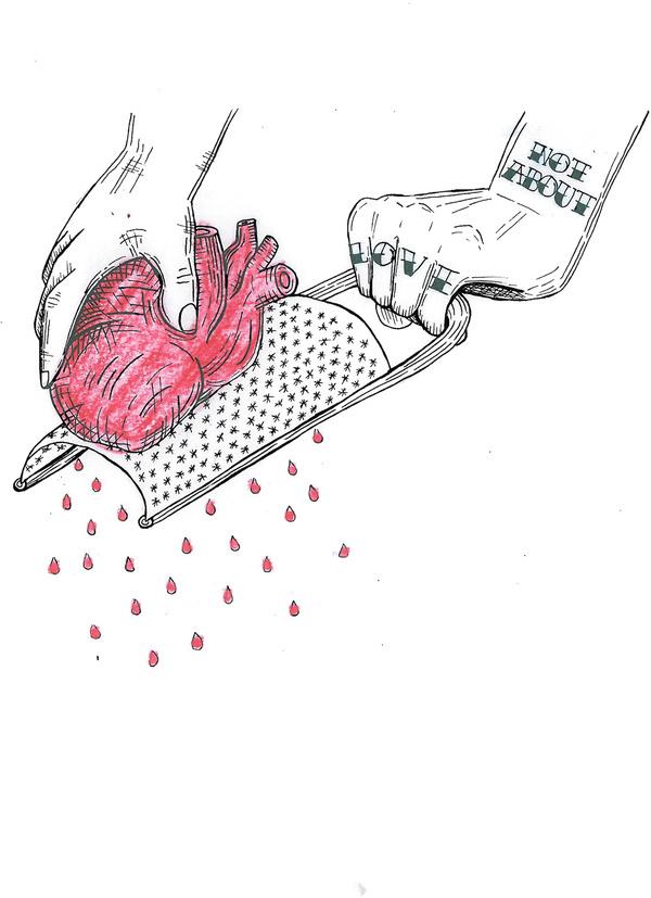 2a302c866eb9d419f9e5f61ccaaa86b3 best love heart red hurt illustration images on designspiration