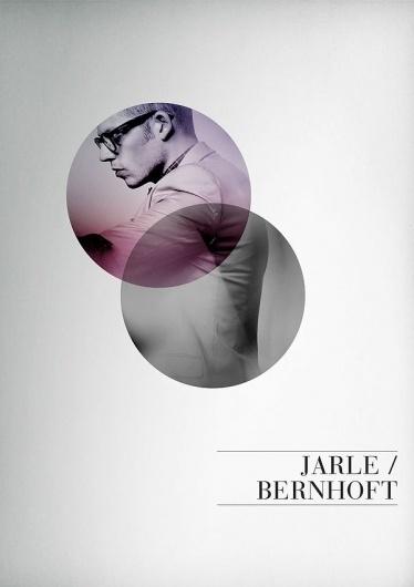Bernhoft on the Behance Network #bernhoft #singer #print