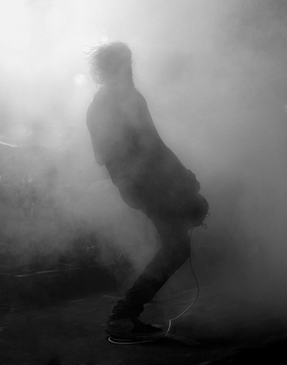 All sizes   Anaal Nathrakh I   Flickr - Photo Sharing! #guitar #stage #rock #silhouette #dry #music #metal #ice