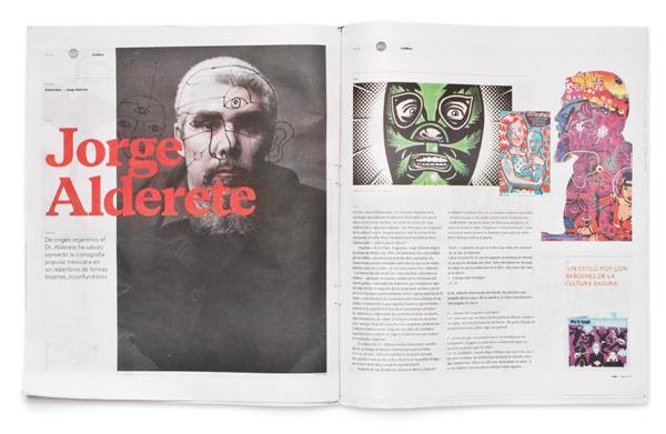 Folio. by Face. #print #design #newspaper #editorial