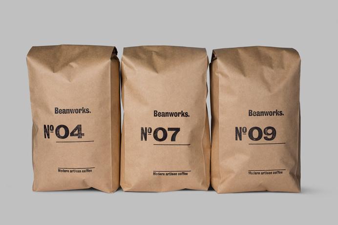 Beanworks designed by Paul Belford Ltd