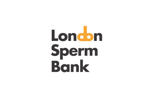 london sperm bank logo #logo #design