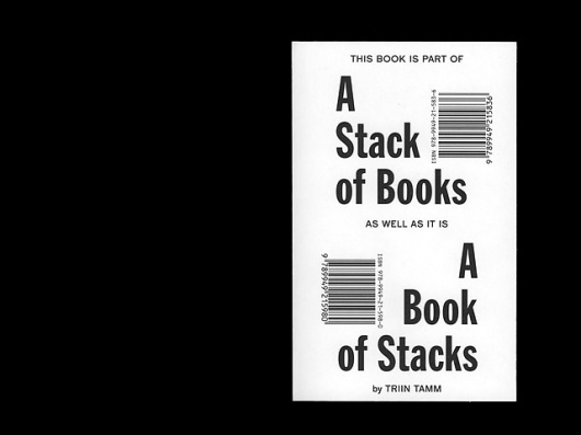 A Stack of Books : Rollo Press™ #design #graphic #book #cover #tamm #triin