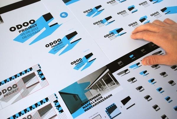 Odooproject Identity #logo #identity