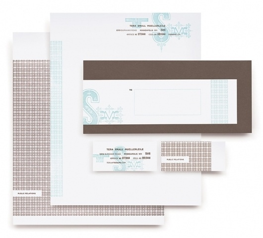 The Design Repository of Brad Surcey #card #letterhead #identity #business
