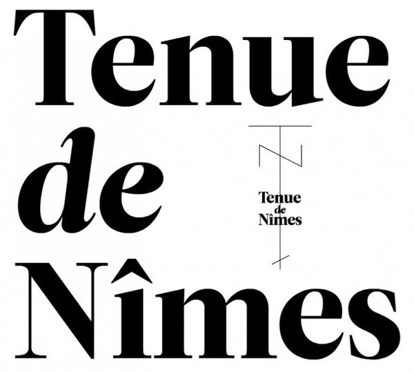 A Denim Based Concept Store   Yatzer #logo #identity #typography
