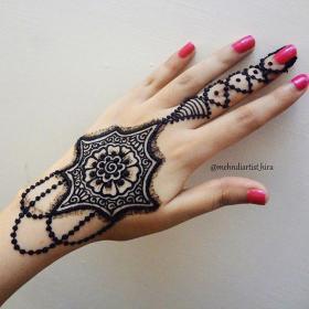 Stylish Mehendi Designs Ideas