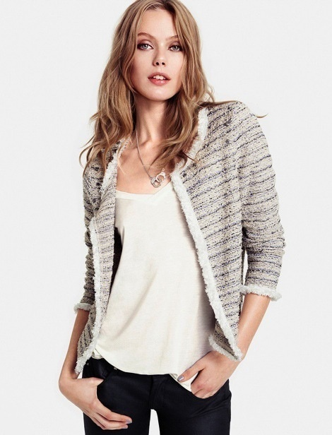 Frida Gustavsson for H&M 2013 #fashion