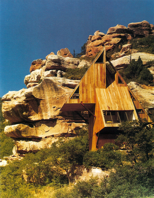Arley Rinehart Associates, Cabin #cabin #architecture #house