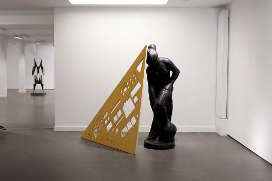 Nick van Woert #template #statue #sculpture