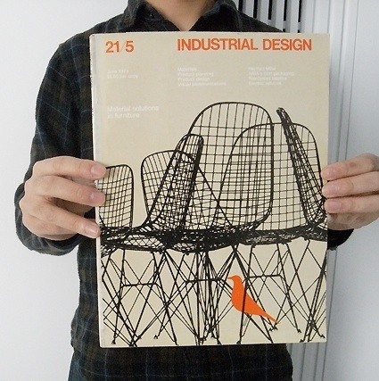 FFFFOUND!   itis edition.   版語 — industrial design 21/5 June 1974 #modern #chair #design #bird #industrial #mid #century #modernism #eames