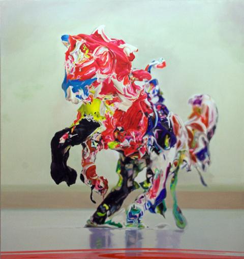 Jesus Angel Bordetas   PICDIT #color #paint #colour #painting #art #animal