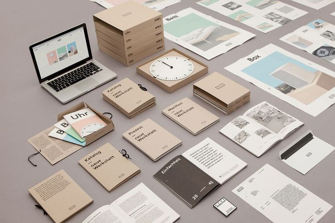 Picture of 23 designed by Neue Werkstatt for the project Neue Werkstatt. Published on the Visual Journal in date 13 June 2013